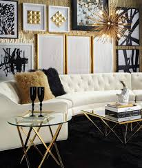 40 Black And White Living Room Ideas Delectable White On White Living Room Decorating Ideas