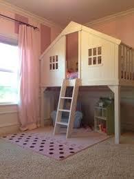 Diy Stuff Little Girl Bedrooms | Baby Girls Room...loft Tree House Bed
