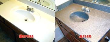 how to paint cultured marble countertops tile bathroom