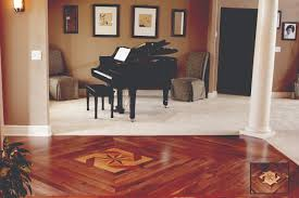 hardwood floor design patterns. Entryways Are Ideal For Creating A Unique Wood Floor Accent. Medallions And Interwoven Patterns Add Touch Of Class Make Great First Impression Hardwood Design O