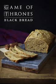 Game Of Thrones Black Bread Feast Of Starlight