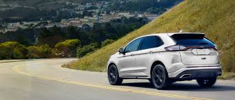 Explore the All-New 2016 Ford Edge at Beach Ford