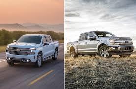 2019 Chevrolet Silverado vs. 2019 Ford F-150: Head to Head | U.S. ...