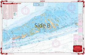 Lower Florida Keys Navigation Chart 34