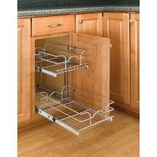 Elegant Rev A Shelf 11.75 In W X 19 In H Metal 2