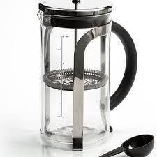 replacement 8 cup glass beaker for french press
