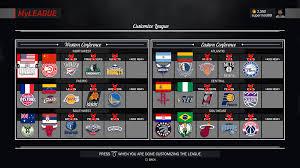 Nba 2k17 Depth Chart Nba 2k17 Fiba 2016 Rio Olympics 2016 Operation Sports