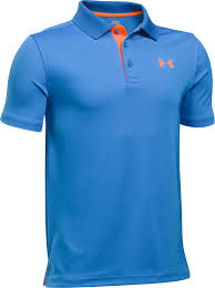 under armour golf. product image · under armour boys\u0027 performance golf polo t
