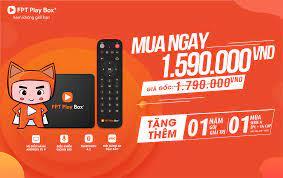 FPT Play TiVi Box - Đăng ký internet Fpt Telecom
