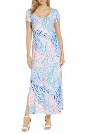 Lilly Pulitzer Size Chart Lilly Pulitzer Wynne Maxi Dress Nordstrom