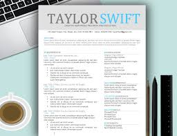 Stylish Design Free Creative Resume Templates For Mac Free Creative