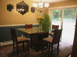image of simply dining room chandeliers