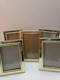 5 dax connoisseur picture frames gold