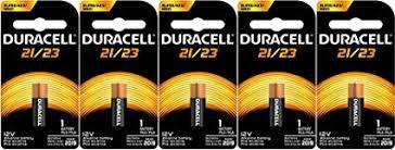 Duracell A23 MN21 21/23 23A MN21B 12 Volt ... - Amazon.com