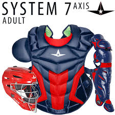 All Star Catchers Gear Size Chart All Star System 7 Axis Catchers Gear Set Glossy Helmet