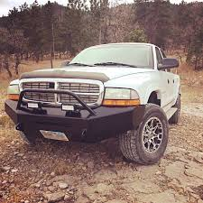 WIY Custom Bumpers - Dodge Dakota Trucks - MOVE