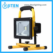 Portable Flood Lights Outdoor Hot Item 30w Portable Work Light Outdoor Emergency Lighting Rechargeable Led Flood Light