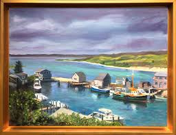 Artist Warren Gaines has the Island as his muse - The Martha's ...