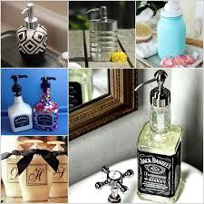 15 DIY Soap Dispenser Ideas for Your Bathroom