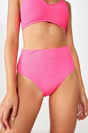 Pin by Byron Reid on Pink two piece   Cheeky bikinis, Swimwear high  waisted, Womens lifestyle fashion