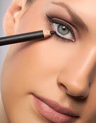 however eyeliner pencils make this job easier allowing you to draw the line just like you would with an ordinary pencil it s also easier to outline the