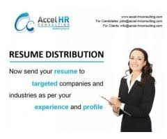 Resume Distribution Services, Cv Distribution Services In Dubai intended  for Resume Distribution Services