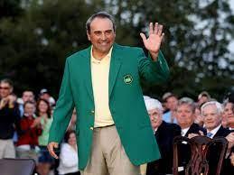 golf major winner Angel Cabrera ...