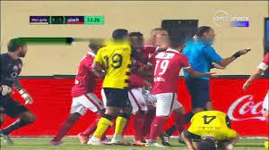 اهداف مباراة الاهلى VS وادى دجلة 2 / 1 فى الدورى المصرى 2016 / 2016 -  YouTube