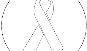 Small Picture Breast Cancer Ribbon Coloring Page Breast Cancer Awareness