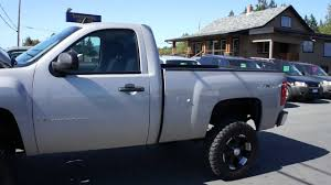 2008 CHEVROLET SILVERADO LIFTED SINGLE CAB 4WD AT KOLENBERG MOTORS ...