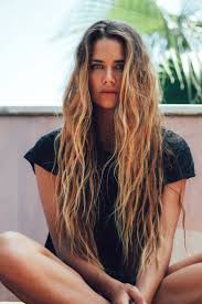 Beach Wave Hair Style beachy wave hairstyles tips when using salt spray 4278 by wearticles.com