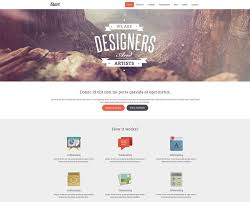 One Page Website Template Stunning 28 One Page Website Templates Built With HTML28 CSS28 Super Dev