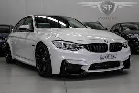 2015 bmw m3 white. Exellent Bmw 2015 BMW M3 F80 Auto White Parramatta Area Image 2 1 Of 18 Inside Bmw I
