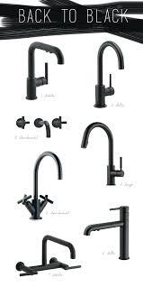 matte black faucet. Matte Black Faucet Is The New Try A Flat Kitchen Or Bath .
