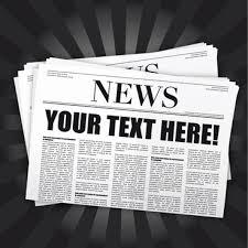 Spoof Newspaper Template Free Newspaper Template Free Download Elegant Newspaper Vector Free