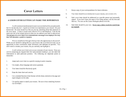 Dos And Don Ts Of Cover Letters Cover Letter Don T Know Name Barca Fontanacountryinn Com