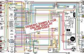 1980 chevy camaro color wiring diagram classiccarwiring classiccarwiring sample color wiring diagram loading zoom