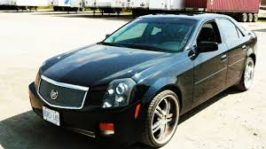 2005 Cadillac CTS 3.6L Sedan | Cadillac Colors