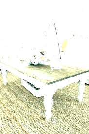 large white coffee table ikea circle wood small round era clear e acrylic side half size of glass