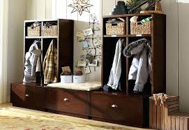 Inroom Designs Coat Hanger And Shoe Rack Coat Shoe Rack Image Of Coat Rack With Bench Seat Inroom Designs 5