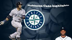 Robinson Cano Mariners Highlights -