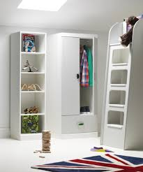 Storage Furniture For Small Bedroom Incredible Charming White Grey Wood Modern Design Storage Small
