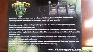Terpinator Feed Chart Double Visions Terpinator Test Run 2 Strains Side By Side