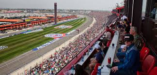 Skyboxes Auto Club Speedway