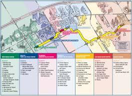 las vegas walking map  home maps monorail map  books worth