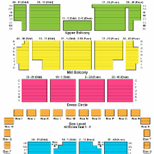 Music Hall Center Detroit Seating Chart Max M Fisher Music Center Orchestra Hall Events And