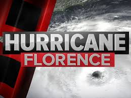 Image result for hurricane florence graphics