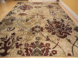 modern rug contemporary area rugs burdy 8x10 abstract carpet 5x7 flower rugs 4