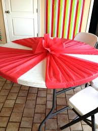 party table for round party tables for the best plastic table covers ideas on party table for round