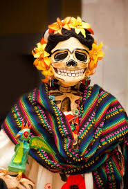 w skeleton on day of the dead in world festival directory day of the dead